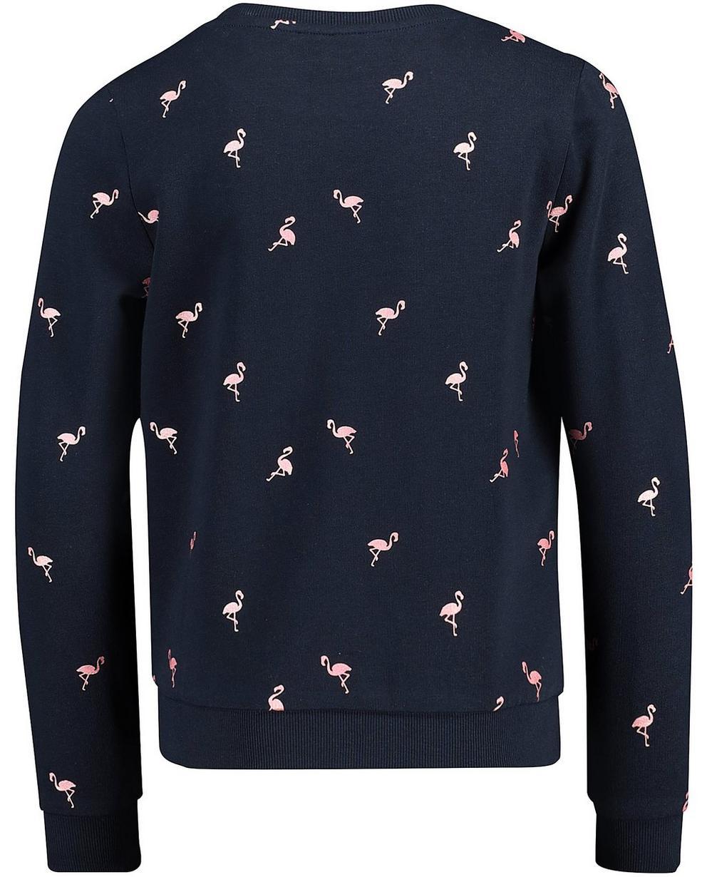 Sweaters - BLD - Sweater met metallic print
